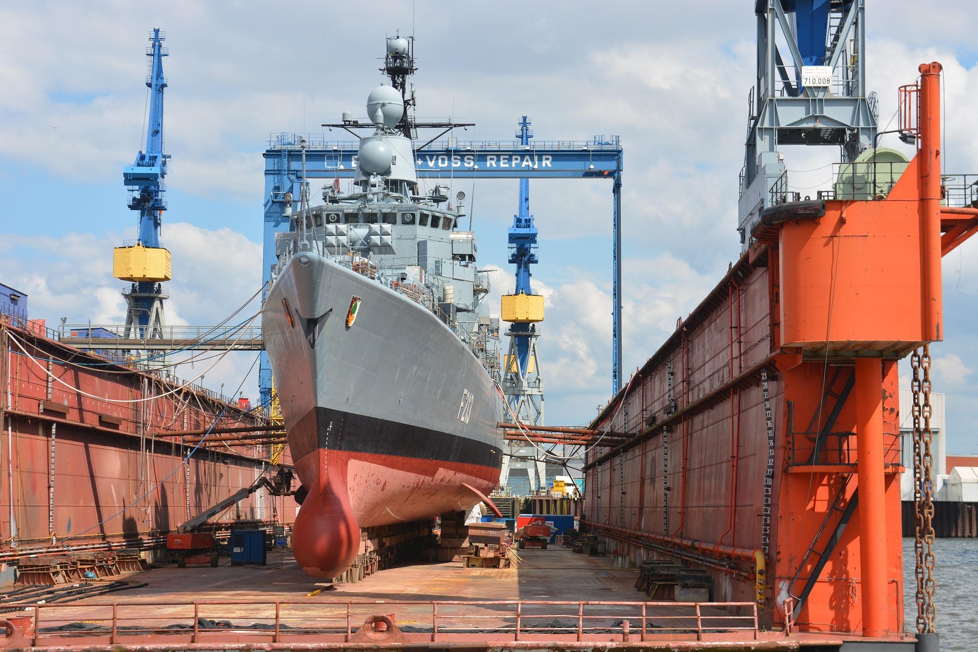 Proyectos navales. Empresa de soldadura de Galicia