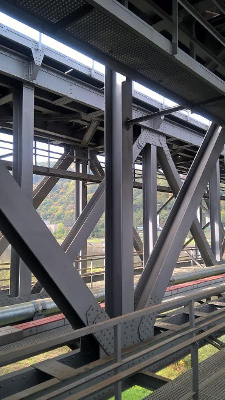 Estructuras de puentes. Empresa de soldadura